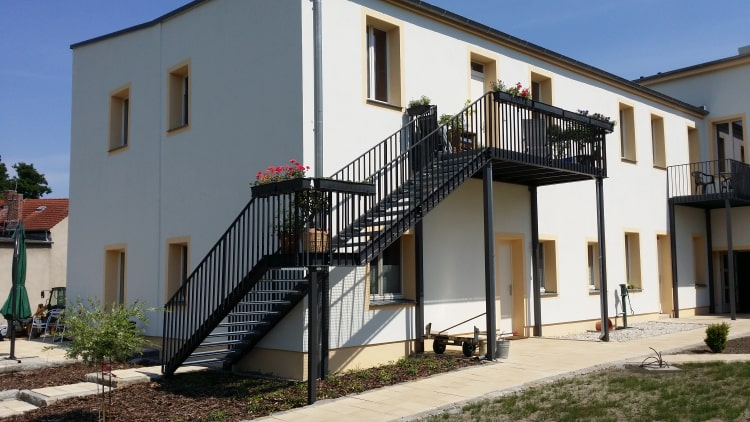 Balkone und Balkongelaender 2