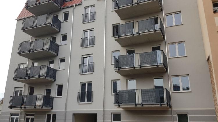 Balkone und Balkongelaender 9