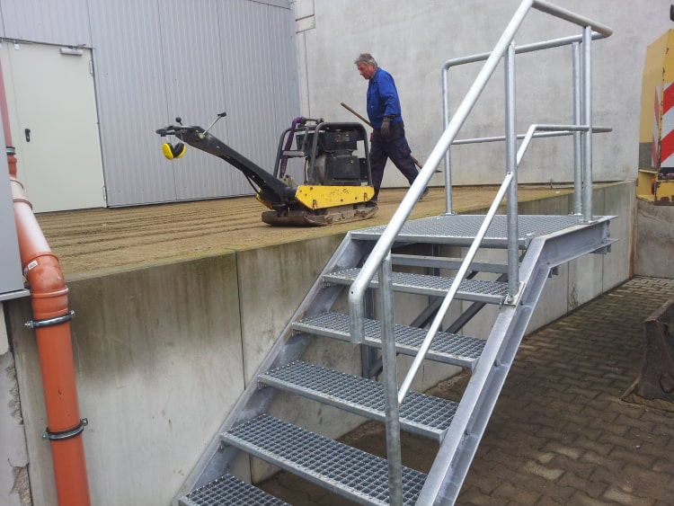Treppen und Treppengelaender 1